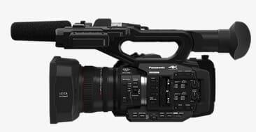 videocamera 4k noleggio